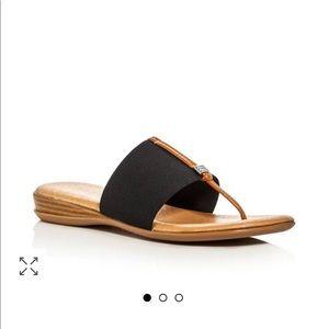 Fabulous André Assous Thong sandals